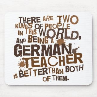German Teacher Gift Mousepad