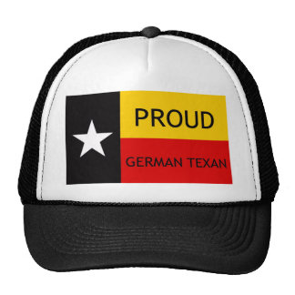 German Texan - German-American Trucker Hats