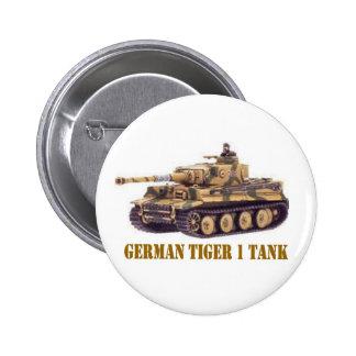 GERMAN TIGER 1 TANK PINS