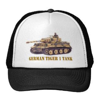 GERMAN TIGER 1 TANK TRUCKER HAT