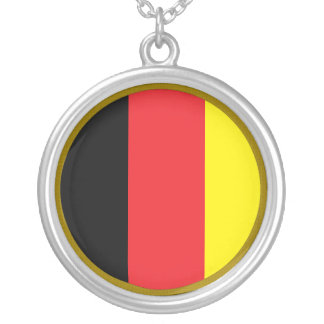 German Town Jamaica Silver Necklace