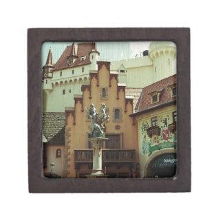 German Town Jewelry Box