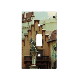 German Town Light Switch Cover
