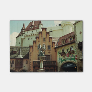 German Town Post-it Notes