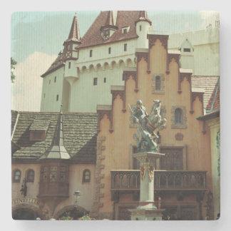 German Town Stone Coaster