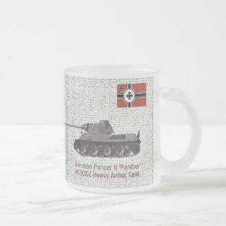 GERMAN -VK3002 'PANTHER' TANK COFFEE MUG