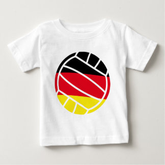 german volleyball baby T-Shirt