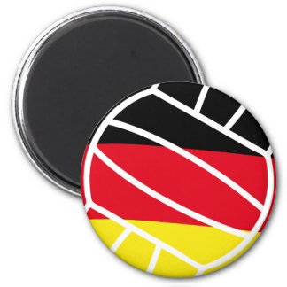 german volleyball icon magnet