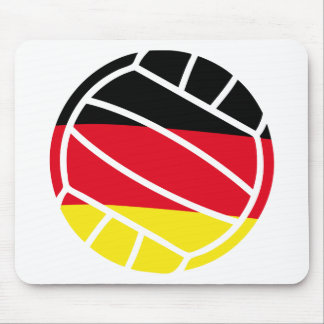 german volleyball mousepad