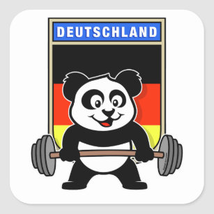 Weightlifting Stickers Zazzle