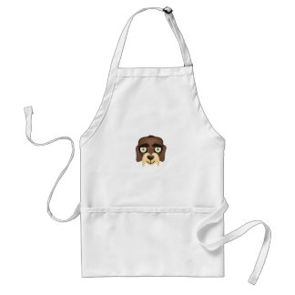 German Wirehaired Pointer Adult Apron
