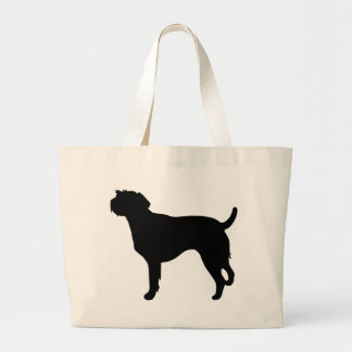 German wirehaired pointer Gear Large Tote Bag