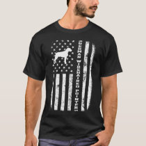 German wirehaired Pointer gift t-shirt for dog lov