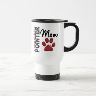 German Wirehaired Pointer Mom 2 Coffee Mug