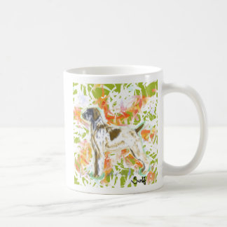 German Wirehaired Pointer Coffee Mugs