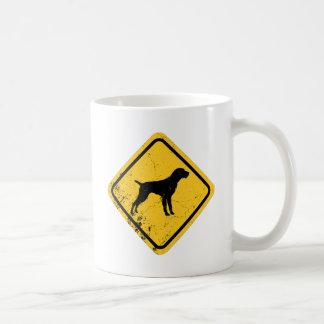 German Wirehaired Pointer Coffee Mug