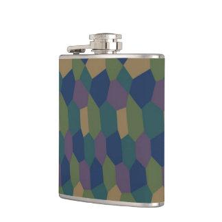 German WWI Lozenge Camouflage Flask 2
