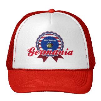 Germania, WI Trucker Hat