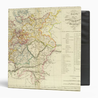 Germanic Confederation 2 3 Ring Binders