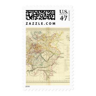 Germanic Confederation 2 Postage