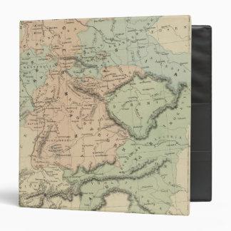 Germanic Confederation 3 Ring Binder