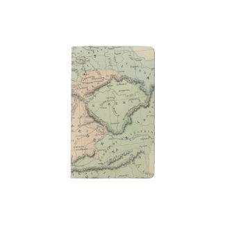 Germanic Confederation Pocket Moleskine Notebook