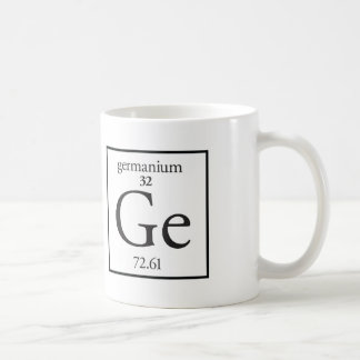 Germanium Coffee Mug