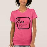 Germanium -Periodic Table science design T-Shirt