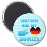 Germans are my Homies Magnets