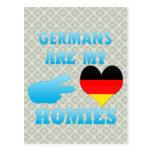 Germans are my Homies Postcard