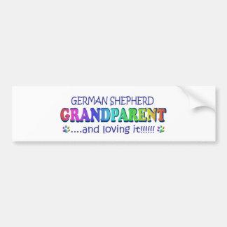 GERMANSHEP BUMPER STICKER