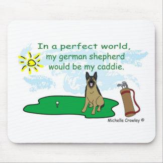 GermanShepherd Mouse Pad