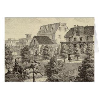 Germantown Cottage, Atlantic City, NJ Card