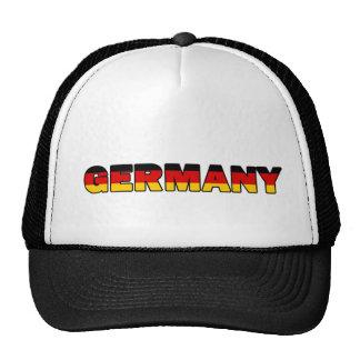 Germany 005 trucker hat
