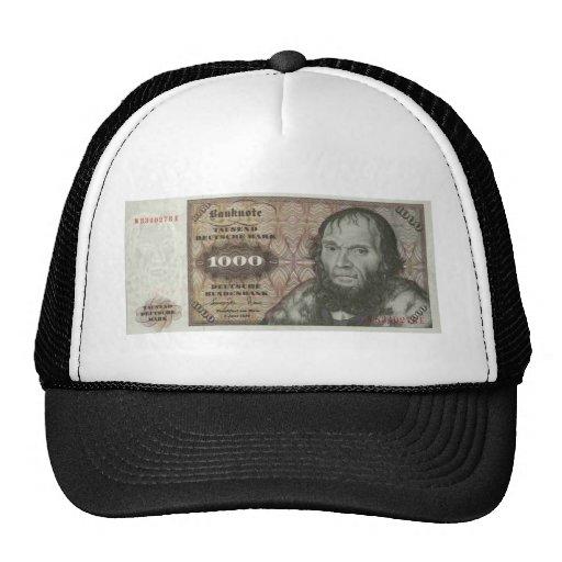 Germany 1000 Mark Note Trucker Hat
