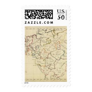 Germany 11 postage