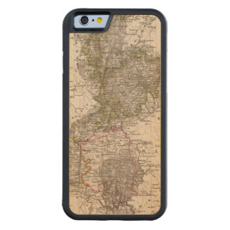 Germany 12 maple iPhone 6 bumper case
