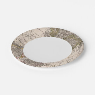 Germany 12 paper plate