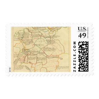 Germany 12 stamp