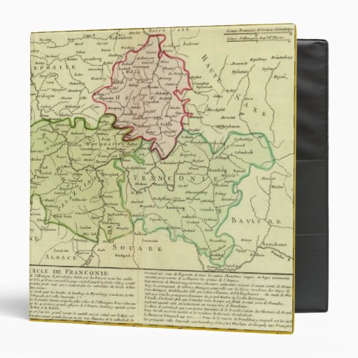 Germany 13 3 ring binders