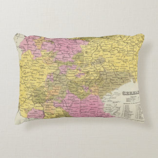 Germany 13 accent pillow