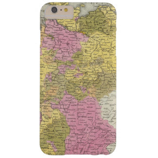 Germany 13 barely there iPhone 6 plus case