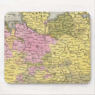 Germany 13 mouse pad