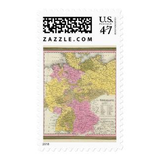 Germany 13 postage