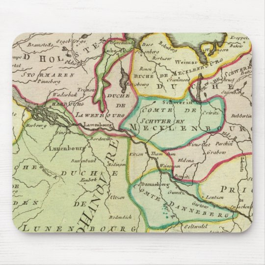 Germany 16 mouse pad