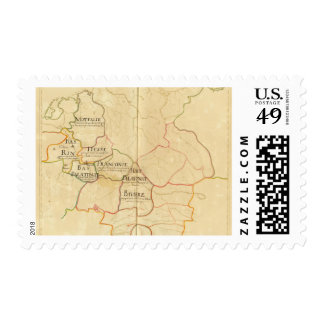 Germany 16 postage stamps