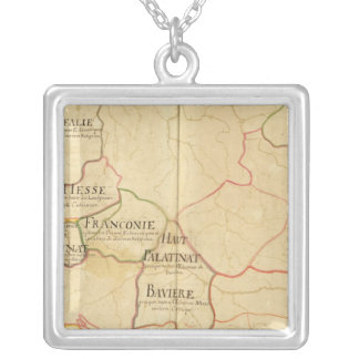 Germany 16 silver plated necklace