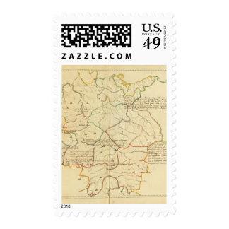 Germany 17 stamp
