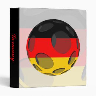 Germany #1 3 ring binder