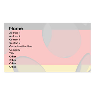 Germany #1 business card